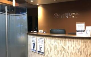 Southdown Dental Front Desk