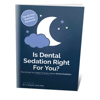 Is Dental Sedation Right For You? by Dr. K. Khaled