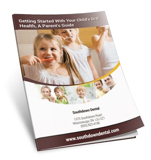 Getting Started With Your Child's Oral Health, A Parent's Guide - Southdown Dental