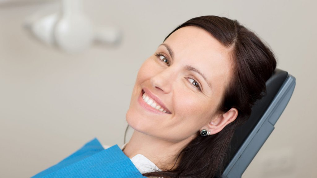 Patient satisfied with the high standards of Southdown Dental's Mississauga office.