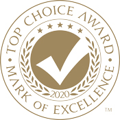 top choice award of excellence for dentistry
