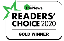 readers choice award winner for dentistry